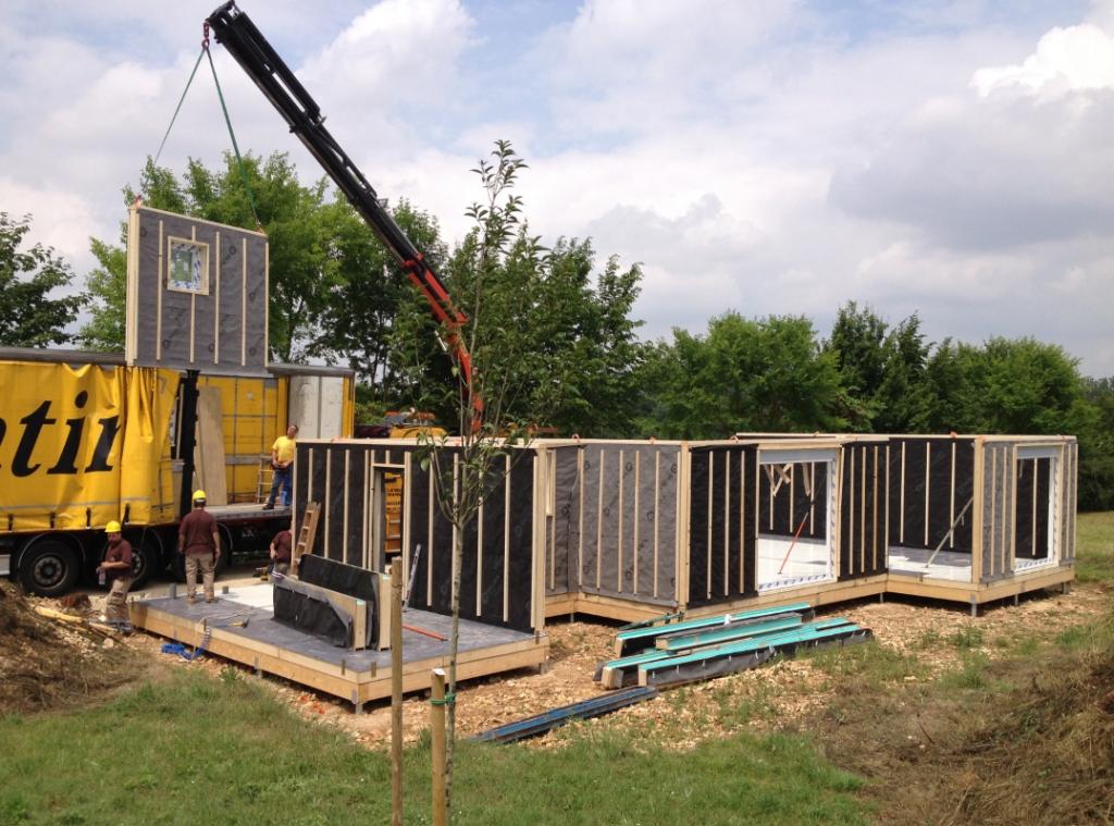 Proceso constructivo construlife - Construccion de casas ecologicas ...